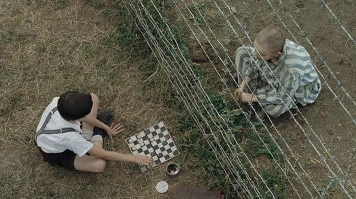 Фрагмент фильма Мальчик в полосатой пижаме