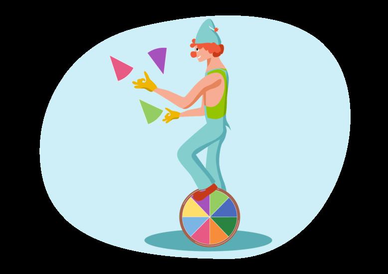 Колесо баланса жизни - методика анализа