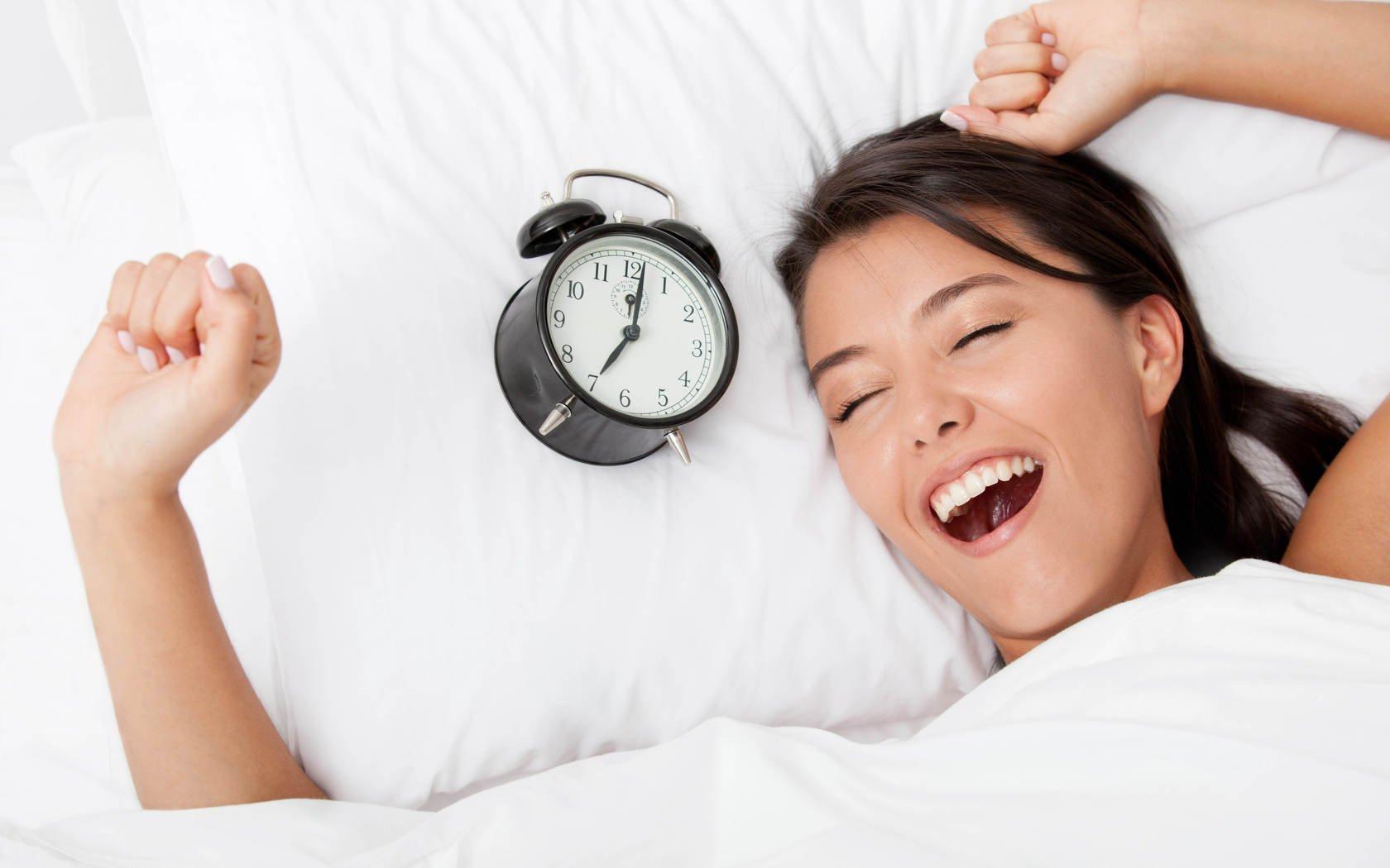 Как вставать без будильника?
